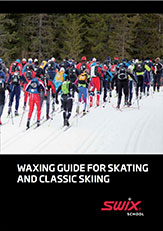 Waxing guide classic and Skating