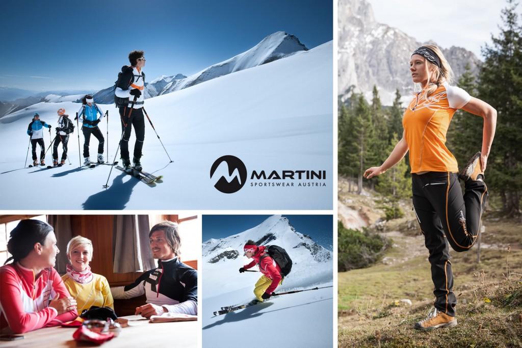 Martini abbigliamento sportivo