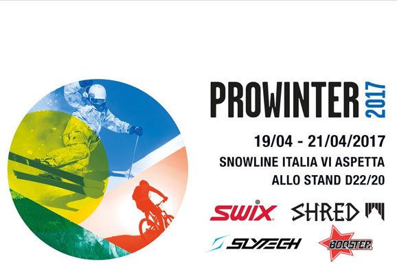 Shred & SWIX Prowinter 2017