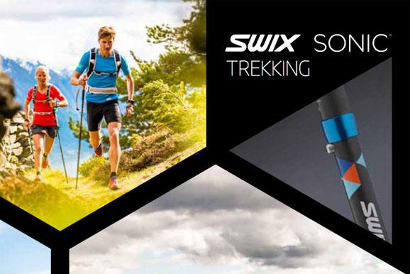 Swix Sonic Trekking, Trail e Nordic Walking